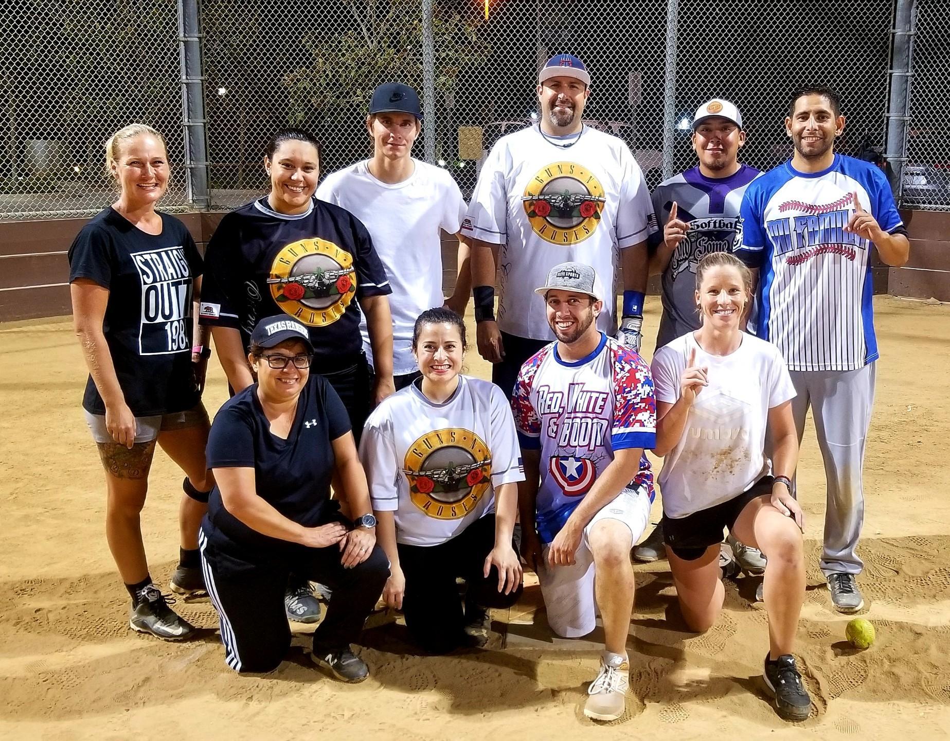 Orange - Programs - Major League Softball