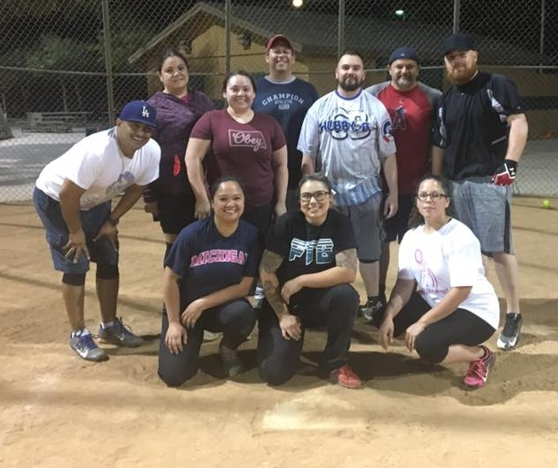 Adult sports league